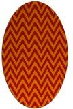 rug #416061   oval rug