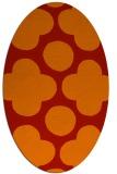 rug #497021   oval rug
