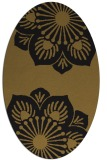 rug #502174   oval rug