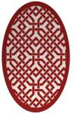 rug #885716   oval rug