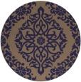 rug #945153 | round rug