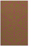 rug #957622 |  damask rug