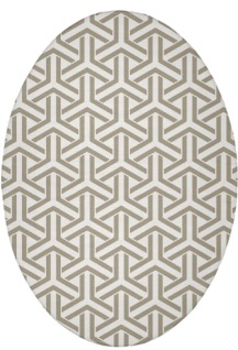 rug #145506   oval rug