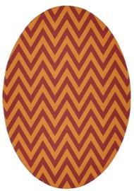rug #147217   oval rug