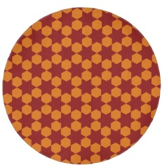 rug #153985   round rug