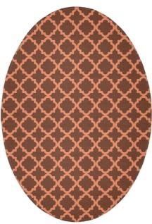 rug #160549   oval rug