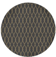 rug #195673   round rug