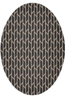 rug #200389   oval rug