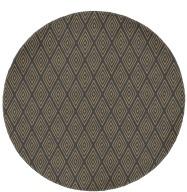 rug #206593   round rug