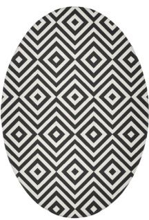 rug #218861   oval rug