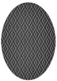 rug #231325   oval rug